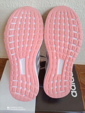 Tênis Adidas Duramo Lite 2.0 Feminino N 38 - Foto 3