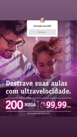 Fibra 200 Megas 99,99