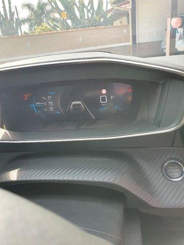 Novo Peugeot 208 griffe .semi novo. 2021. Financio p/banco. Leia - Foto 8