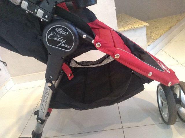 Carrinho de bebê baby jogger - Foto 3