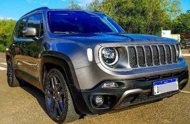 Jeep Renegade Limited 2019 único dono - teto. - Foto 2