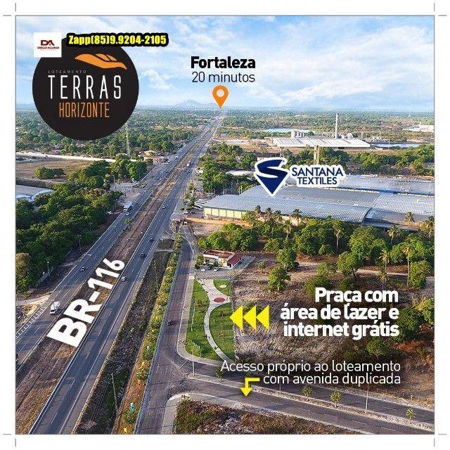 Loteamento Terras Horizonte - Venha investir !!! - Foto 13
