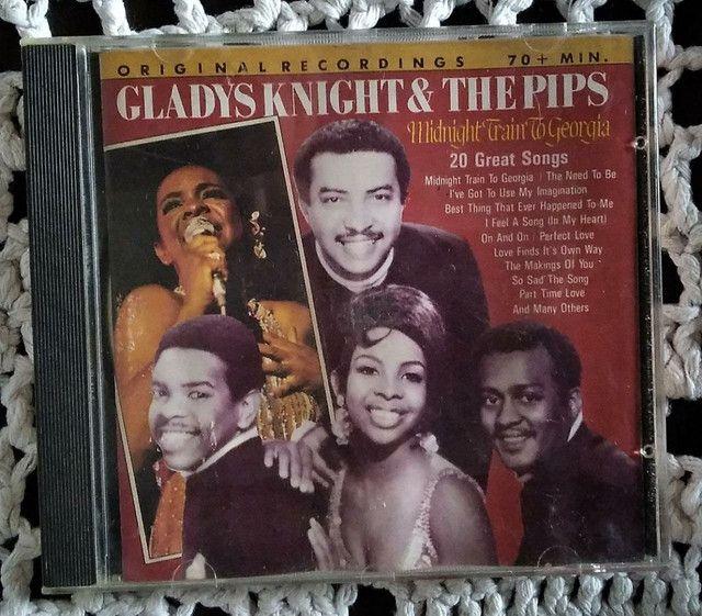 Cd Gladys Night Midnight Train To Georgia