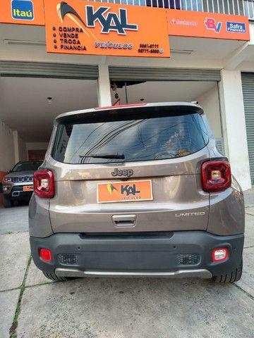 Jeep Renegade 1.8 Limited Teto Solar Flex 2019 ( Garantia de Fabrica ) - Foto 5