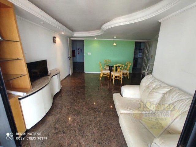 Manaíra, Mobiliado, 4 quartos, 120m², R$ 3.200, Aluguel, Apartamento, João Pessoa - Foto 5