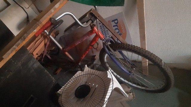 Vendo bicicleta com som - Foto 4