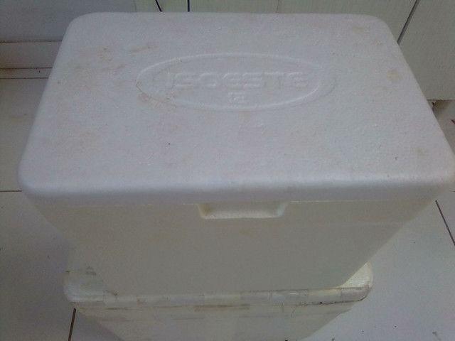 2 Caixa Térmica de Isopor por 30, em Caruaru
