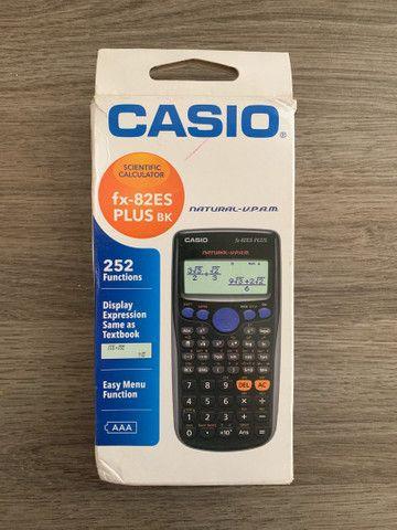Calculadora Científica Fx-82es Plus Bk Casio