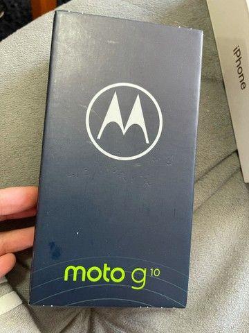 Moto g 10 ( na caixa )  - Foto 3