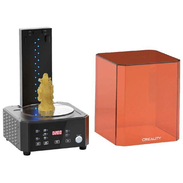 Máquina de Lavagem e Cura Creality 3D UW-01 - Foto 3