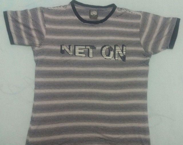 Camisa Net On - Foto 3