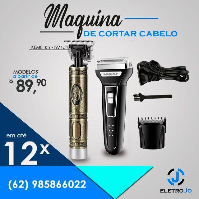 máquina de Barbear profissional ((Entrego))Aparti de 79,90