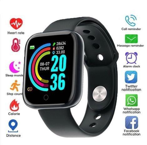 Relógio inteligente d20 Android