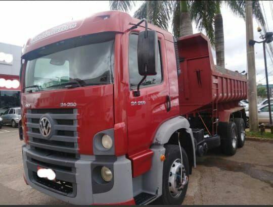 Vw 24250 Truck Caçamba ano 2012