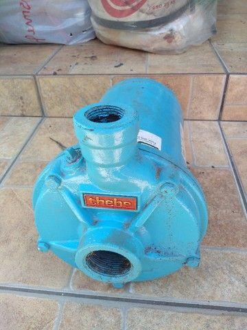 Bomba D'agua 3cv Thebe Injetora Th-16 - Trifasica-220-380v