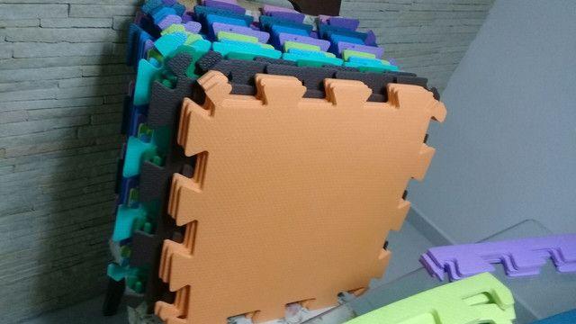 Placas em EVA com acabamentos. - Foto 3