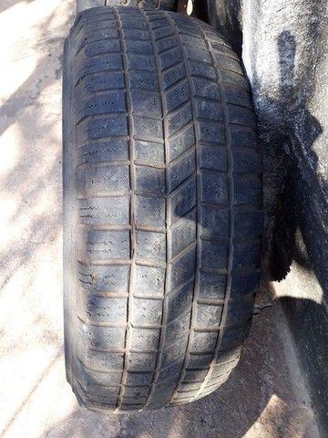 3 rodas aro 15 filé  - Foto 6
