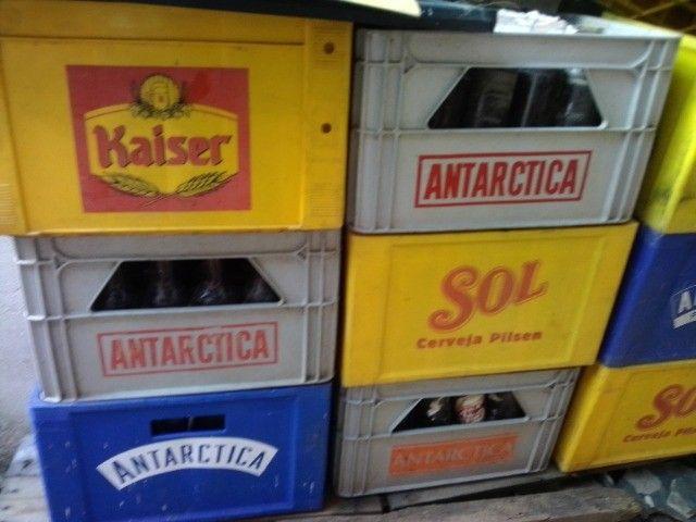 Engradado caixas de cerveja 600 ml - Foto 2