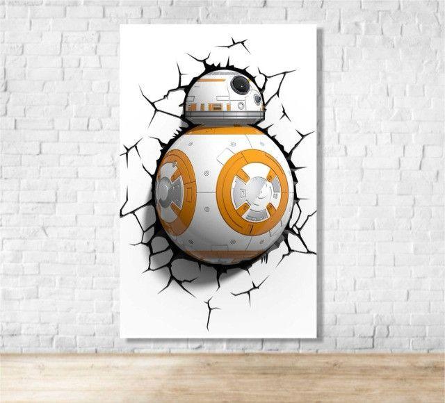 Quadros Decorativos Star Wars - Foto 3
