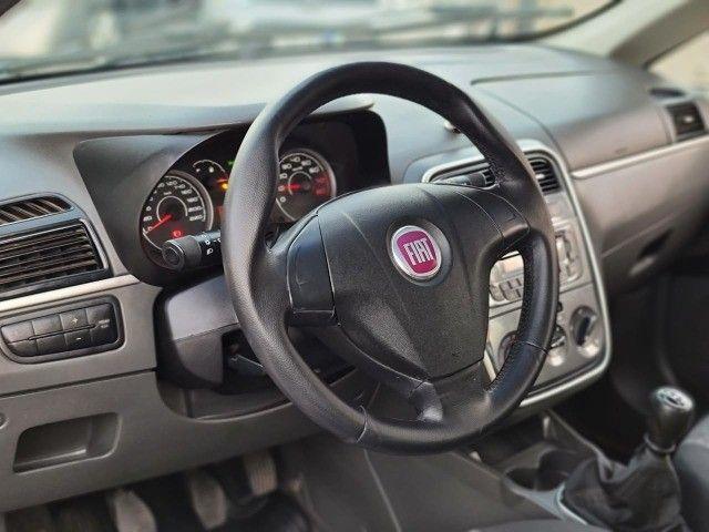 Fiat Punto Essence 1.6 manual 4p flex completo 2011- Otima condição !!! - Foto 7