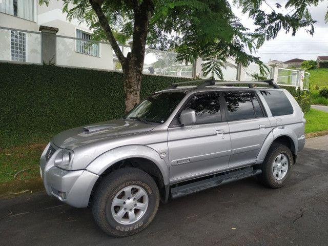 Pajero Sport 2007 Impecável - Diesel / Automática / 4x4