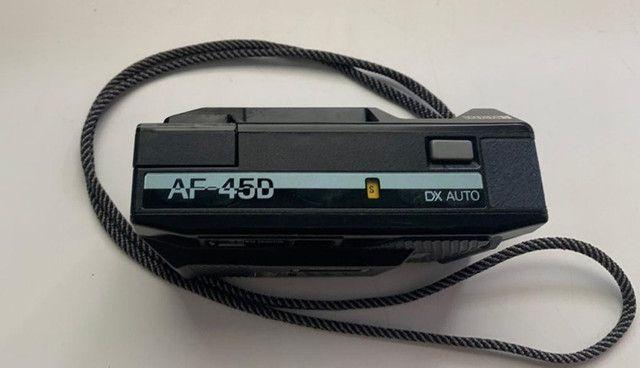 Câmera analógica ricoh af-45d - Foto 3