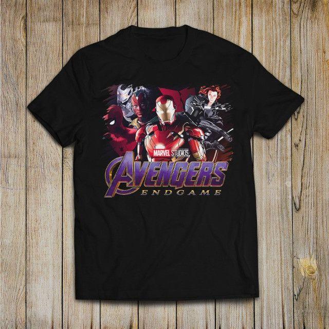 Camisetas Geek de Filmes, séries e cultura pop - Foto 2