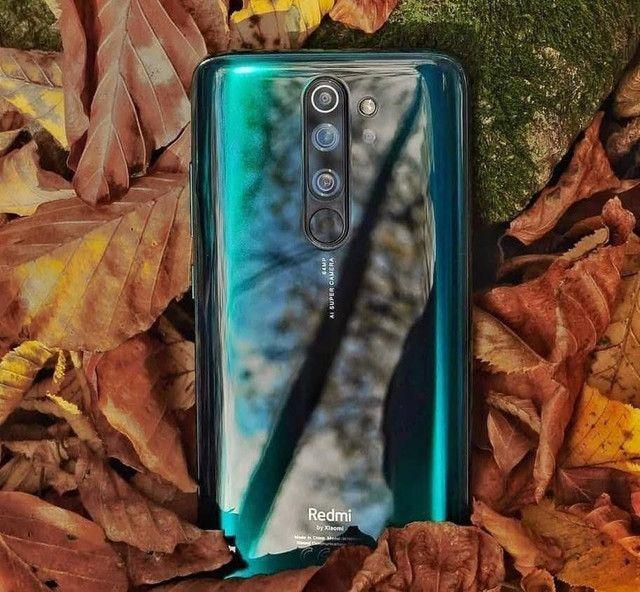 Redmi Note 8 Pro Forest Green 6GB ram 128 GB rom - Foto 3