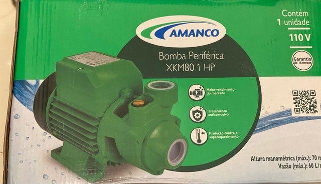 Bomba Periférica amanco 110v