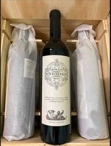 Vinho da Argentina Gran Enemigo Blend