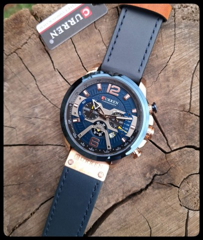 Relógio masculino Curren Original - Foto 5