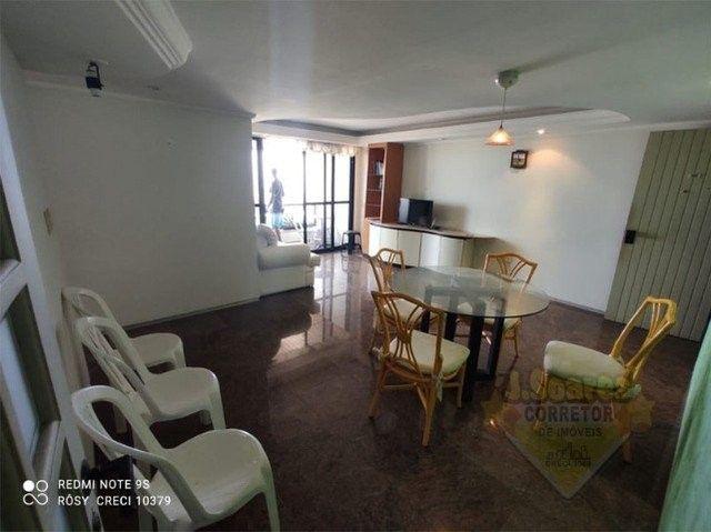 Manaíra, Mobiliado, 4 quartos, 120m², R$ 3.200, Aluguel, Apartamento, João Pessoa - Foto 7