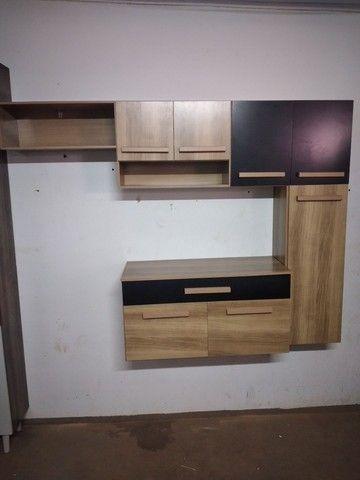 Armario de Cozinha com Balcão Novo
