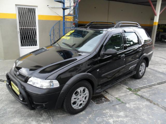 FIAT PALIO 2001/2002 1.6 MPI ADVENTURE WEEKEND 16V GASOLINA 4P MANUAL