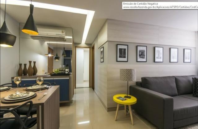Metrô de colégio, apartamento 2 Qts, parcelamos entrada, ótima localização - Foto 8