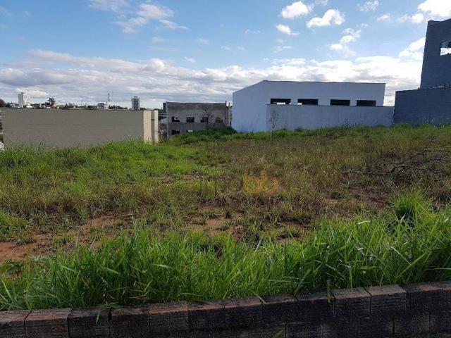Terreno residencial à venda, Jardim do Paço, Sorocaba.