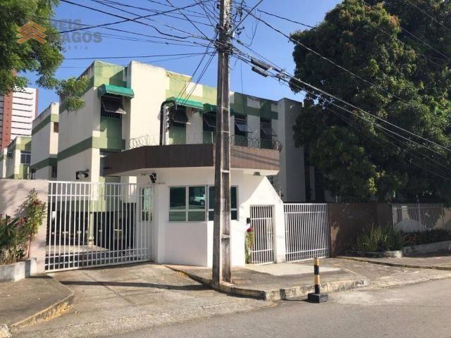 Apartamento residencial à venda, Capim Macio, Natal.