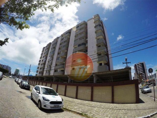 Apartamento muito aconchegante com 3/4, sendo 01 suíte, com 85 m² na Mangabeiras