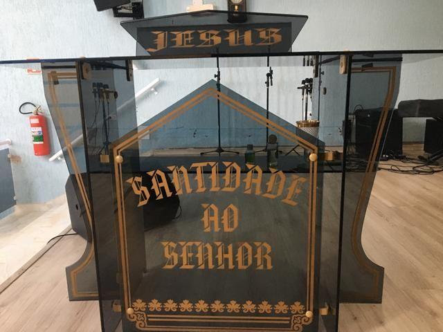 Púlpito de Vidro