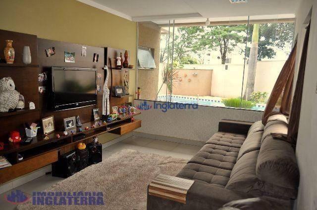 Casa à venda, 374 m² por R$ 760.000,00 - Igapó - Londrina/PR - Foto 7