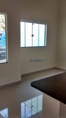 Casa à venda, 97 m² por r$ 220.000,00 - columbia - londrina/pr - Foto 3