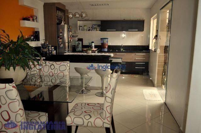 Casa à venda, 374 m² por R$ 760.000,00 - Igapó - Londrina/PR - Foto 9