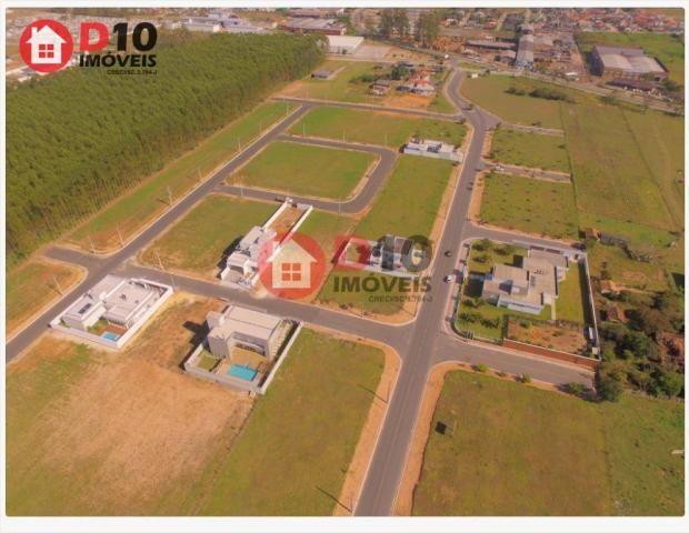 Terreno à venda, 440 m² - residencial açores - araranguá/sc