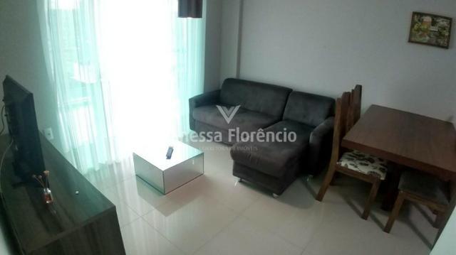 Mobiliado em 60x - Apartamento 02 Quartos sendo 01 suíte na Meia Praia - Itapema - Foto 12