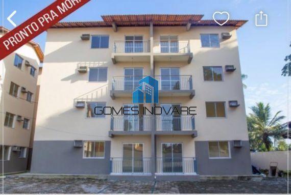 Apartamento à venda com 1 dormitórios em Maguari, Ananindeua cod:24 - Foto 3