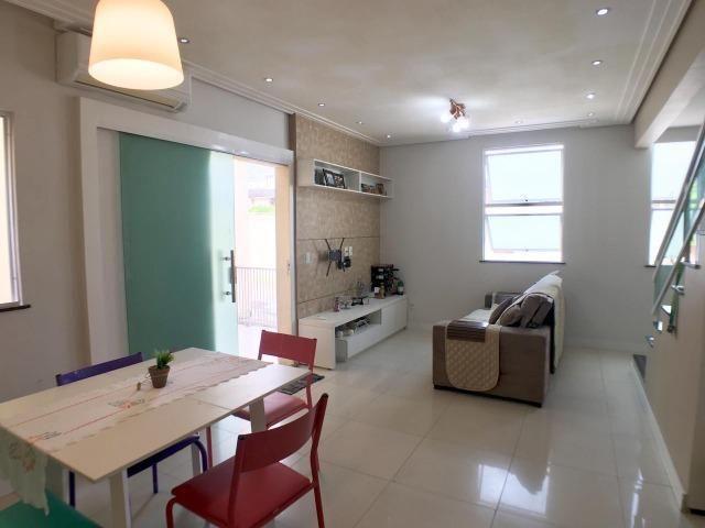 Casa duplex em condomínio fechado com 3 quartos, sendo 1 suíte - CA0873 - Foto 5