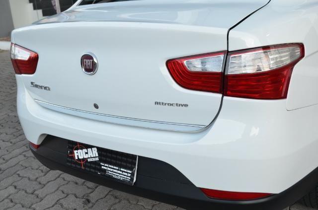 Fiat Grand Siena attractive 14 flex 4p manual * completo*63.000 km - Foto 12