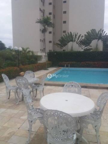 Apartamento com 4 dormitórios à venda, 112 m² por r$ 310.000,00 - varjota - fortaleza/ce - Foto 5