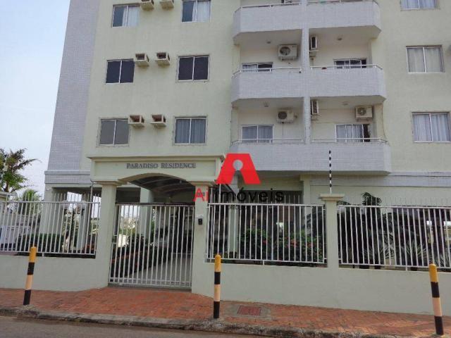 Apartamento com 3 dormitórios para alugar, 82 m² por r$ 1.850,00/mês - 7º bec - rio branco - Foto 2