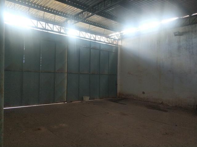 Área de 3100 m² com escritório e galpão - Foto 7